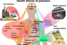 Pollution Related Diseases / Toxic substances associated with chronic diseases. You can add your own associations.