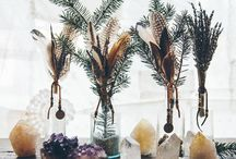 bohemian christmas