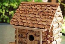 σπιτακια ξυλινα