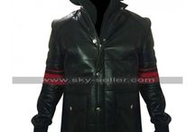 Brian Finch Limitless Black Stripes Hoodie / Get this stylish Limitless Jake Mcdorman Black Leather Jacket at most affordable price at Sky-Seller with free Shipping