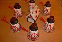 Süßes zu Weihnachten