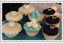 barchelor party cakes and cupcakes / Cakes and cupcakes