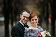 Laura + Steve, NEW ENGLAND WINTER WEDDING- ALDEN CASTLE / Winter Wedding, Boston Wedding, Alden Castle, DIY flowers photo credit:  Nir Landau