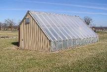 Garden: Solar green house / by Mikel Sansaver