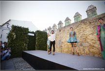 Apaletarte Sevilla en la 2ª Edicion de Vejer Weekend Fashion. Julio 2014 / Instalación Showroom y Escenografía pasarela.