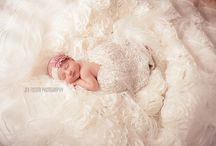 Newborn wedding