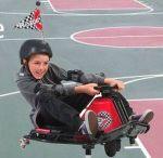 Rasor Crazy Cart Spinning Go Kart