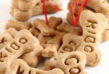Receta galletas perro