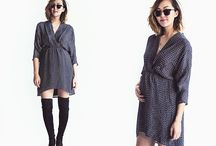 DRESSING THE BUMP. / by Chriselle Lim