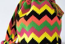 Crochet Mochila bags