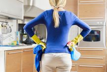 Cleaning tips / by Sara Rabideau