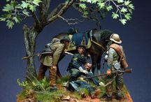 Figures American secession war