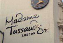 madam tussauds - voskové figuriny