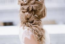 menyasszonyi  frizurak