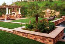 Landscaping/Outdoor Spaces / by Janet Beatty
