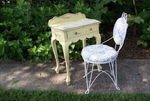 Miss Hettie's the Blog / a collection of repurposed furniture and handmade linens