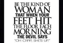 Makes me :)