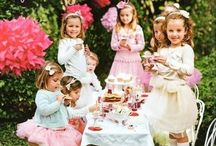 kids parties / by Jenny Young