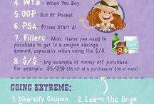 Couponing/Saving Money