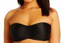 black strapless bras / black strapless bras
