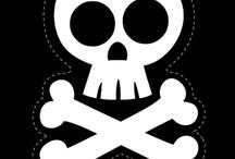 Pirates a la Biblioteca / Estiu 2017 : Aquest estiu a la Biblioteca Pública Salvador Estrem i Fa hem fet un viatge al món dels pirates i us hem convidat a participar-hi amb la lectura dels llibres que hem seleccionat i que trobareu a l'aparador pirata.