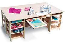 Projects / Sewing Table / by Chris Johanesen