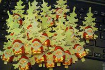 Weihnachten Papier Basteln