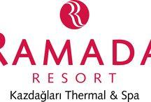 Ramada Kazdağları / #RamadaResortKazdaglariThermalSpa #ramadaresortkazdaglari #thermal #termal #spa