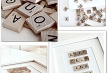 Craft Ideas / by Tricia Gray
