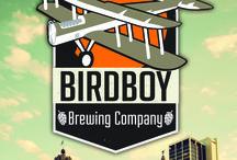 Birdboy Brewing Company Brewery Fort Wayne, Indiana IN / Craft beer brewing in Fort Wayne, Indiana. Fort Wayne Brewery.