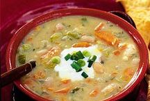 Soups, Sammies & Salads / Soup recipes for cool weather