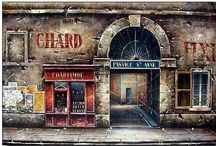 Storefront Charm  / by Beverly Shipley