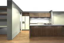 Main kitchen design