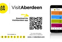 VisitAberdeen Guides / Your handy digital guides to trip in our city. Mobile app downloads, booklets, brochures and trails.