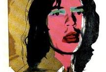 Y09 Pop Art - Andy Warhol Portraits / Warhol Portraits for Year 9 Homework