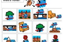 Preposition activities preschool