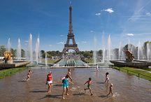 Paris / Ideas for travel avec mon petit fils.  / by Cynthia Romoff