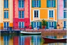 The Italian Riviera / A piece of heaven on earth