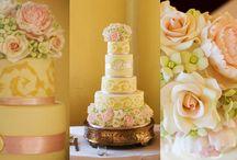Caking Ideas- Wedding