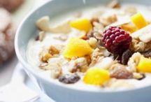 On boit du petit lait ! / Riche en calcium et vitamine D, pensez aux produits laitiers grâce à nos délicieuses recettes.