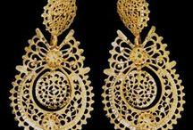 Jóias ouro e prata Portuguesas - Jewelry / Tesouros do passado presentes no futuro  https://www.facebook.com/conceicao.vidal
