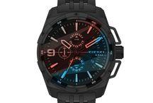 Orologio Diesel Heavyweight / Diesel orologio Heavyweight, Fashion Casual - Heavyweight orologio per uomin