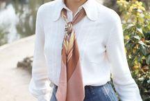 Fashion ~ scarves