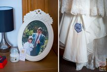 Remembering a Loved one on your Wedding Day / Photographs of beautiful memento/ keepsake  that brides carry with them on their wedding day as a reminder of  a person.