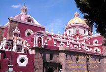 Andando / Por donde he pasado en este  andar por México / by Lidia Nava Turismo