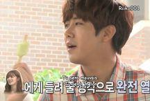 The Korean speak french <3