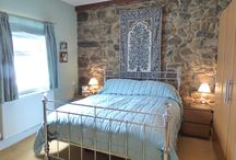 Coastal Bedrooms / Bedroom inspiration, some from our cottages and some that have captured our imagination from elsewhere.