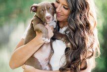 Pics wit pups