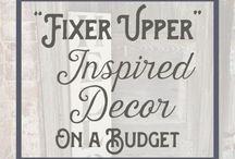 Fixer Upper love.....