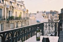 balcony & rooftop